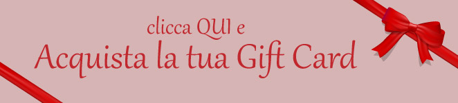 Acquista la tua gift card