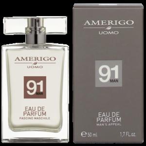 Amerigo profumo uomo 91man