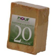 nour sapone aleppo 20 per cento