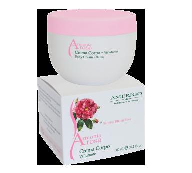 Amerigo crema-corpo Armonia Rosa
