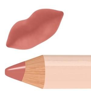Neve Cosmetics: pastello labbra miele-rose