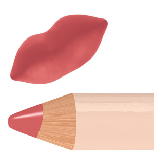 NeveCosmetics Biomatita Orchidea Cerise