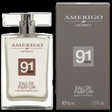 91 Man Eau de Toilette – Amerigo
