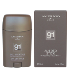 91 Man Deodorante stick – Amerigo