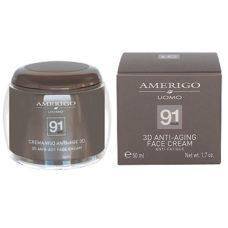 Amerigo 91 Man Crema viso anti age 3D