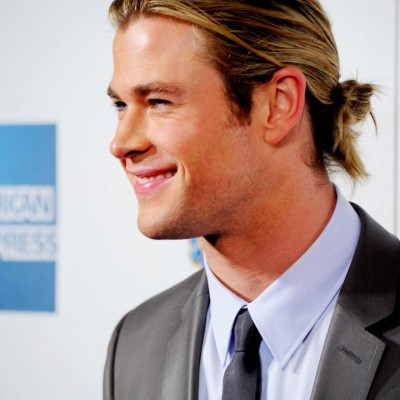 Chris Hemsworth in arte Thor