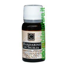 Mandarino Sicilia Olio essenziale Cosmofarma
