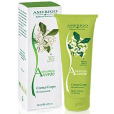 Amerigo Crema Corpo Armonia Verde