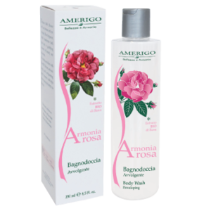 Amerigo bagnodoccia Armonia Rosa