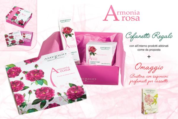 Amerigo cofanetto-armonia-rosa