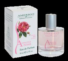 Amerigo profumo Armonia Rosa