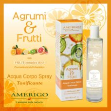 Acqua Corpo Agrumi&Frutti Amerigo
