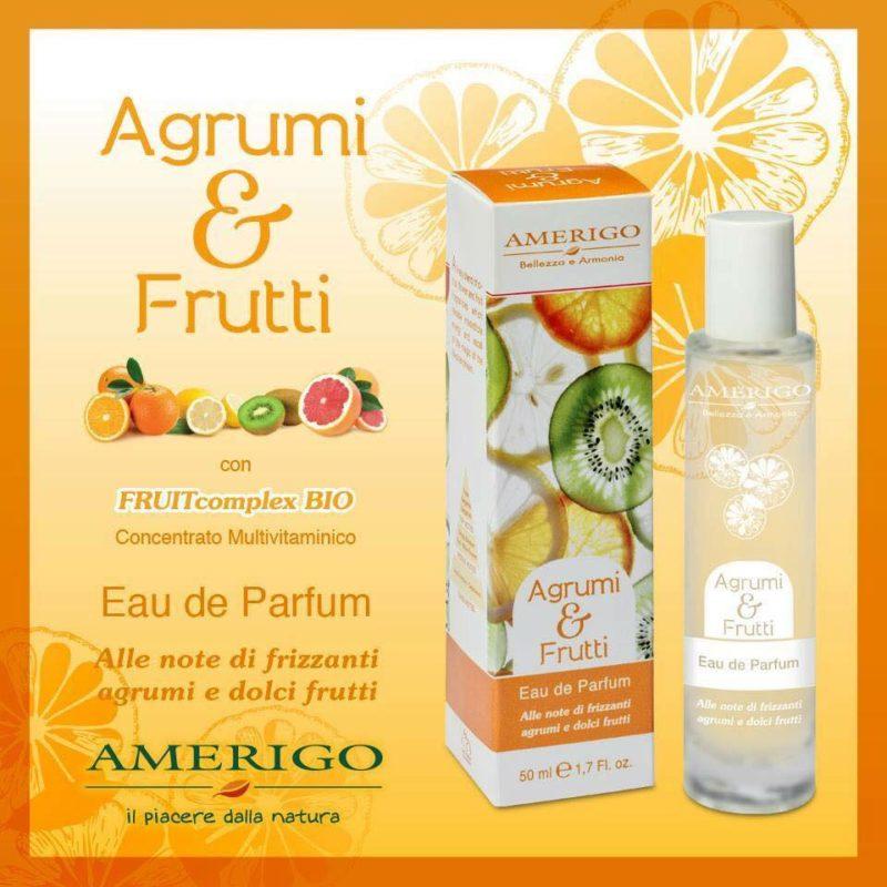 AmerigoAgrumi&Fruttiprofumo