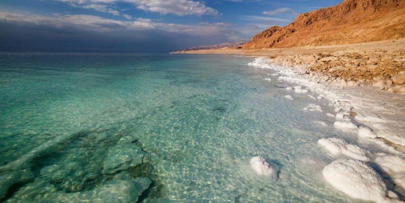 Acqua madre del mar morto