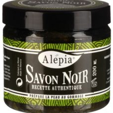 Savon Noir Supreme Alepia