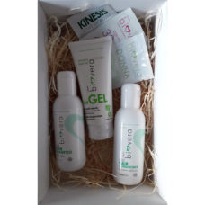 Set Regalo capelli shampoo-balsamo-gel Biovera