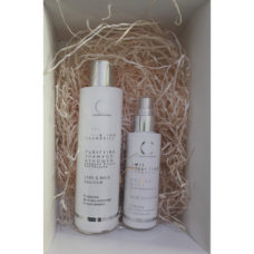 Set Regalo Nebbia Viso Corpo Anti pollution Cosmofarma